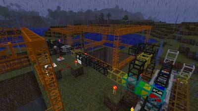 Industrial-Craft-Minecraft-mod