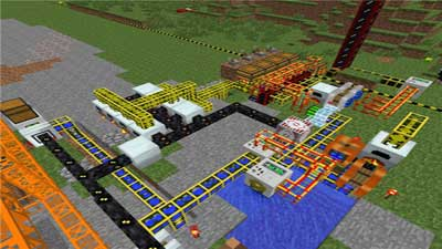 Industrial-Craft-Minecraft