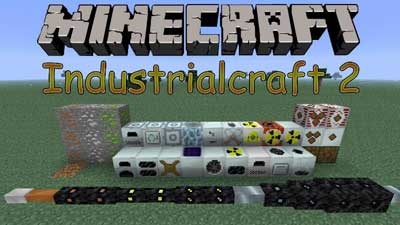 Скачать Мод Industrial Craft 2 [1.14.5][1.14.4] (IC 2) для Minecraft