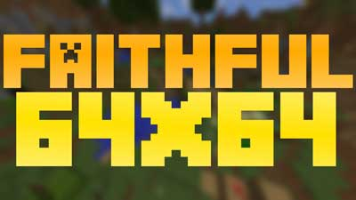 Faithful-64-64-Resource-Pack