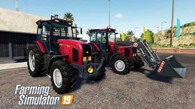 моды фарминг симулятор 2019 трактора